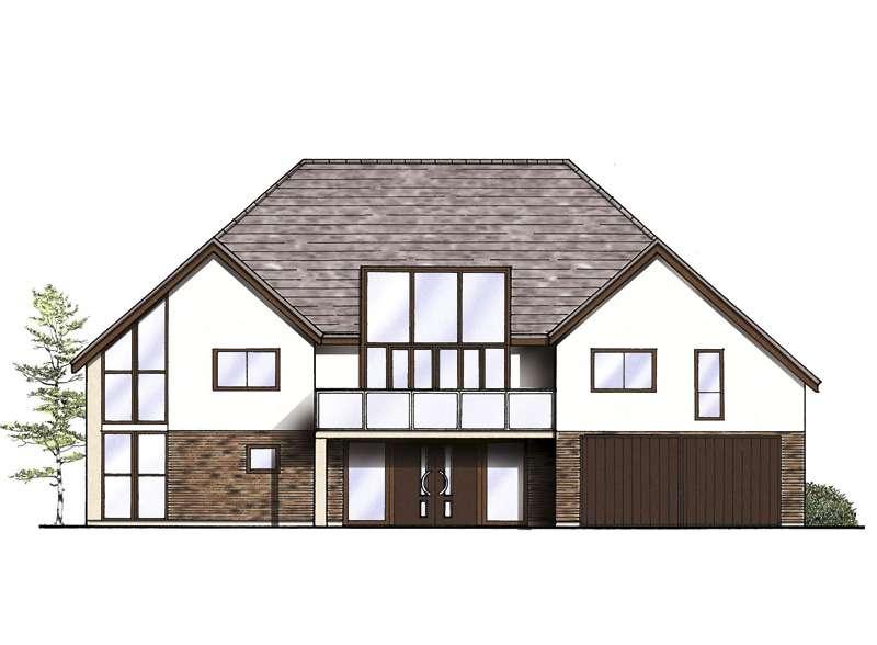 800x588 Upside Down House Plans