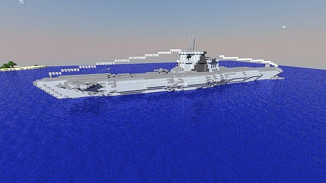 640x360 german ww2 u boat minecraft project