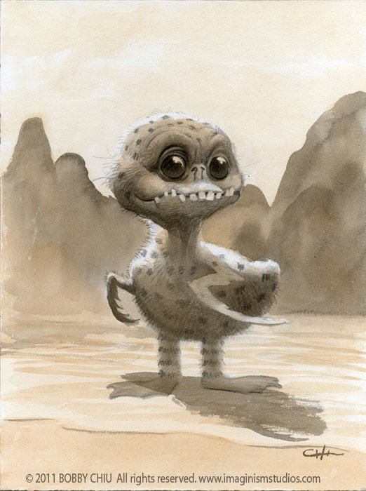 522x700 The Ugly Duckling By Bobby Chiu 2d Cgsociety