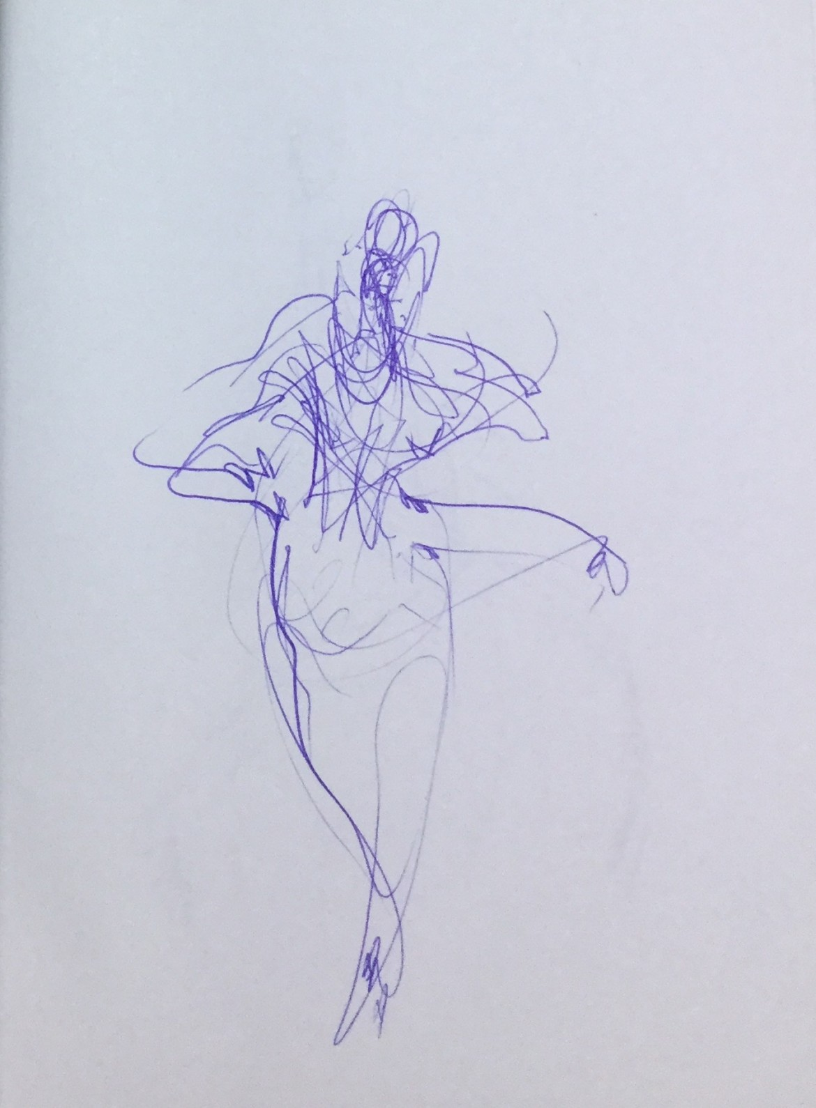 1170x1590 English National Ballet Live Drawing Event On Tour Heidi Wigmore