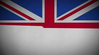 320x180 Uk Collapse Flag Great Britain British England English 4k Motion