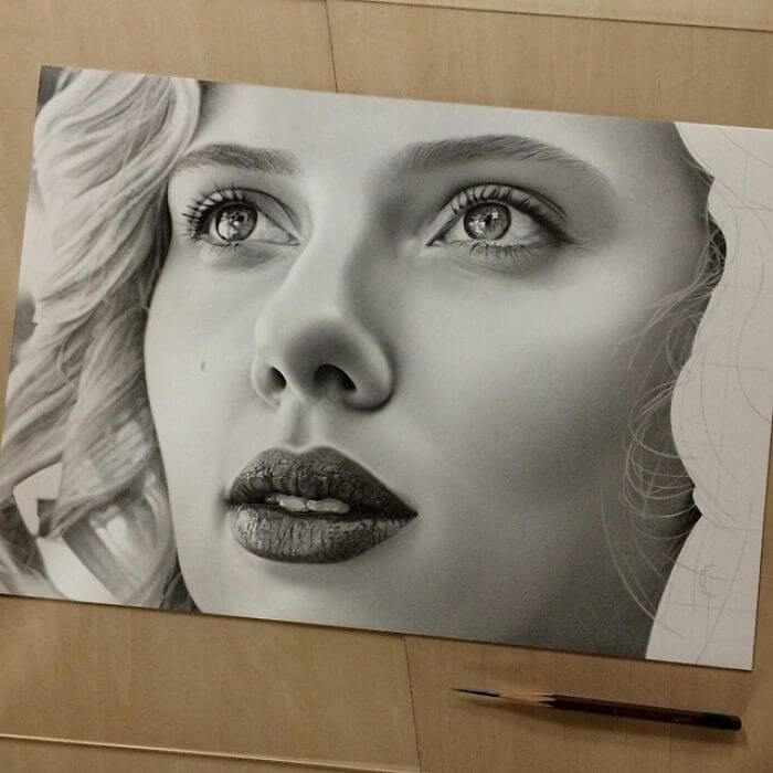 700x700 This Japanese Artist Creates Extremely Hyper Realistic Drawings