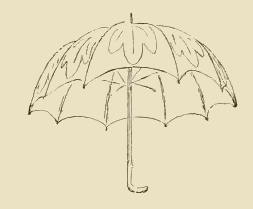 253x209 Umbrella Drawing