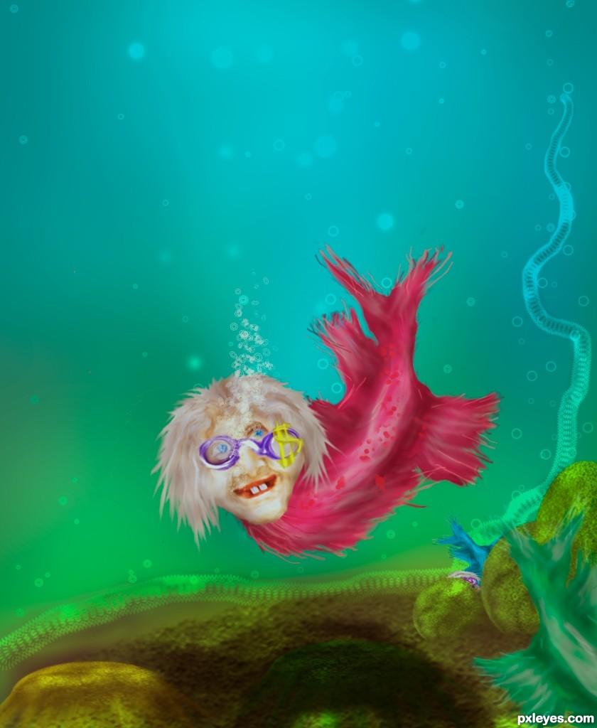 840x1024 Under Water. Picture, By Albevolution For Underwater Scene