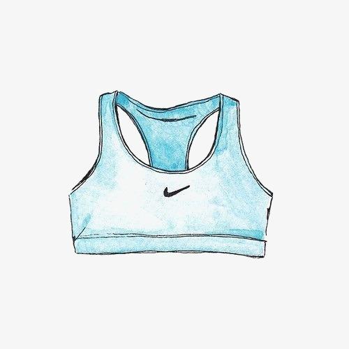 500x500 Sports Underwear, Drawing Underwear, Nike, Girls Sports Underwear