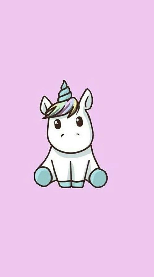 499x898 Easy Unicorn Drawing