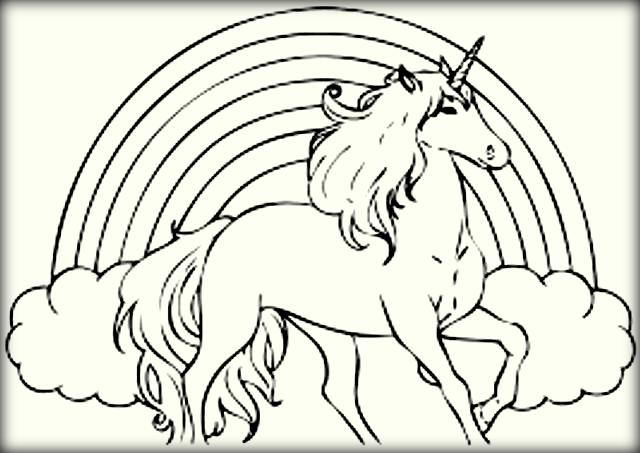 Unicorn Drawing Pages at GetDrawings.com | Free for personal use ...