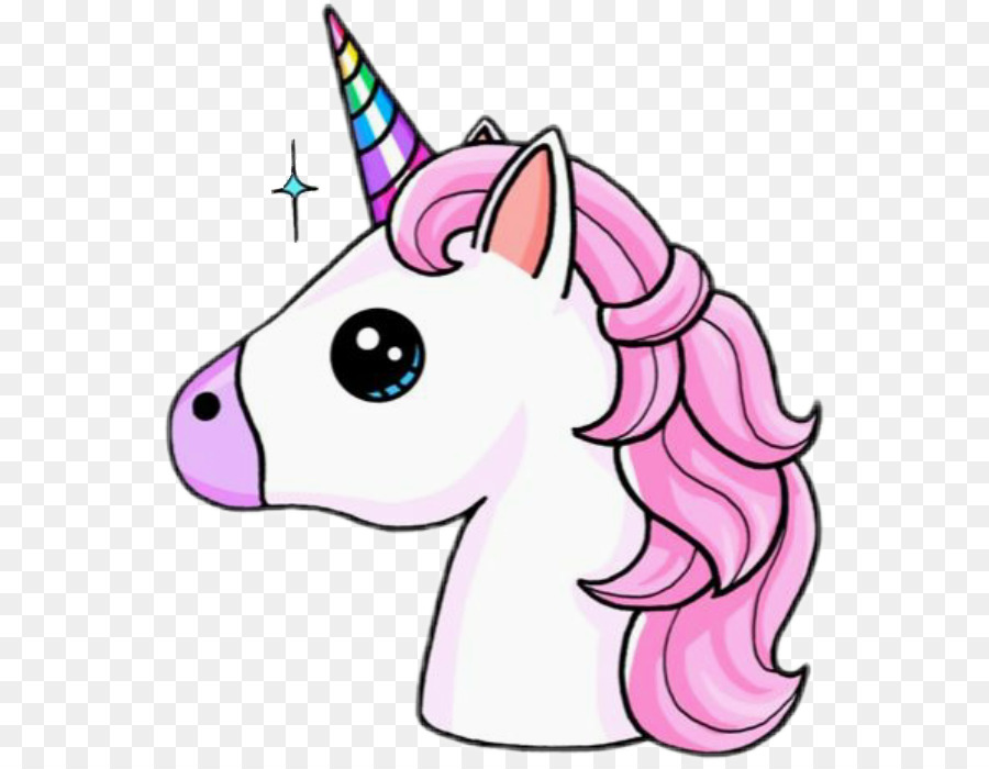 900x700 Unicorn Drawing Kavaii Cuteness Clip Art