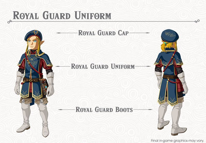 800x556 Link In Royal Guard Uniform Drawing Zelda Amino