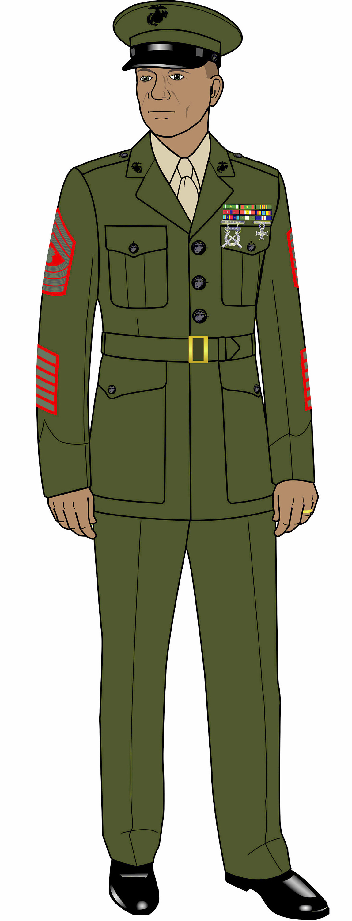 1149x3000 Marine Corps Uniforms