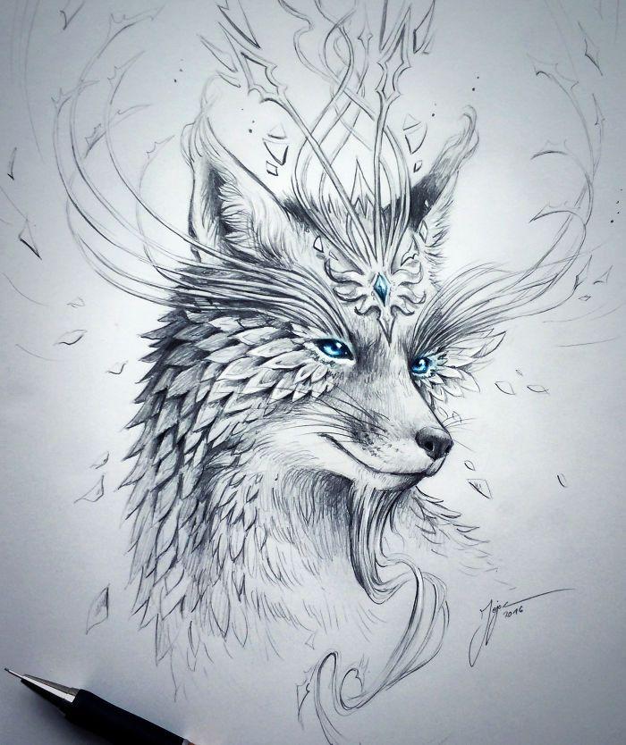 700x834 Enchanting Fantasy Art By Jonas Fantasy Art, Drawings