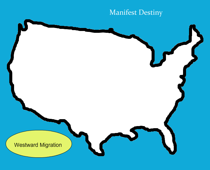 701x565 how to draw a us map outline