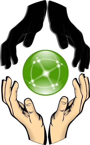 366x592 Hands Forming Unity Clip Art Free Vector In Open Office Drawing