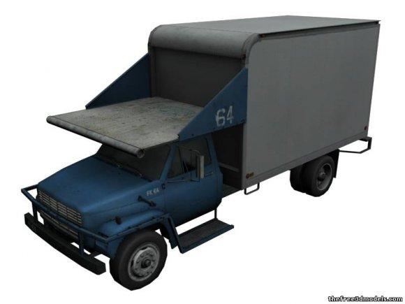 580x435 Truck Free 3d Models Download