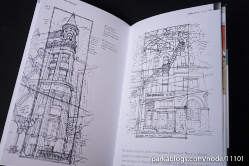 500x334 Book Review The Urban Sketching Handbook Architecture