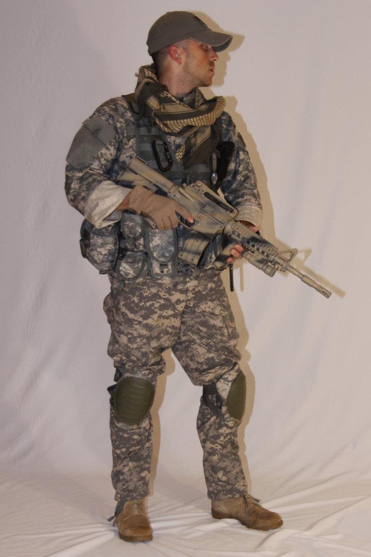 730x1095 Us Soldier Desert Spec Ops 61 By Nemesis 19 Action! Movement