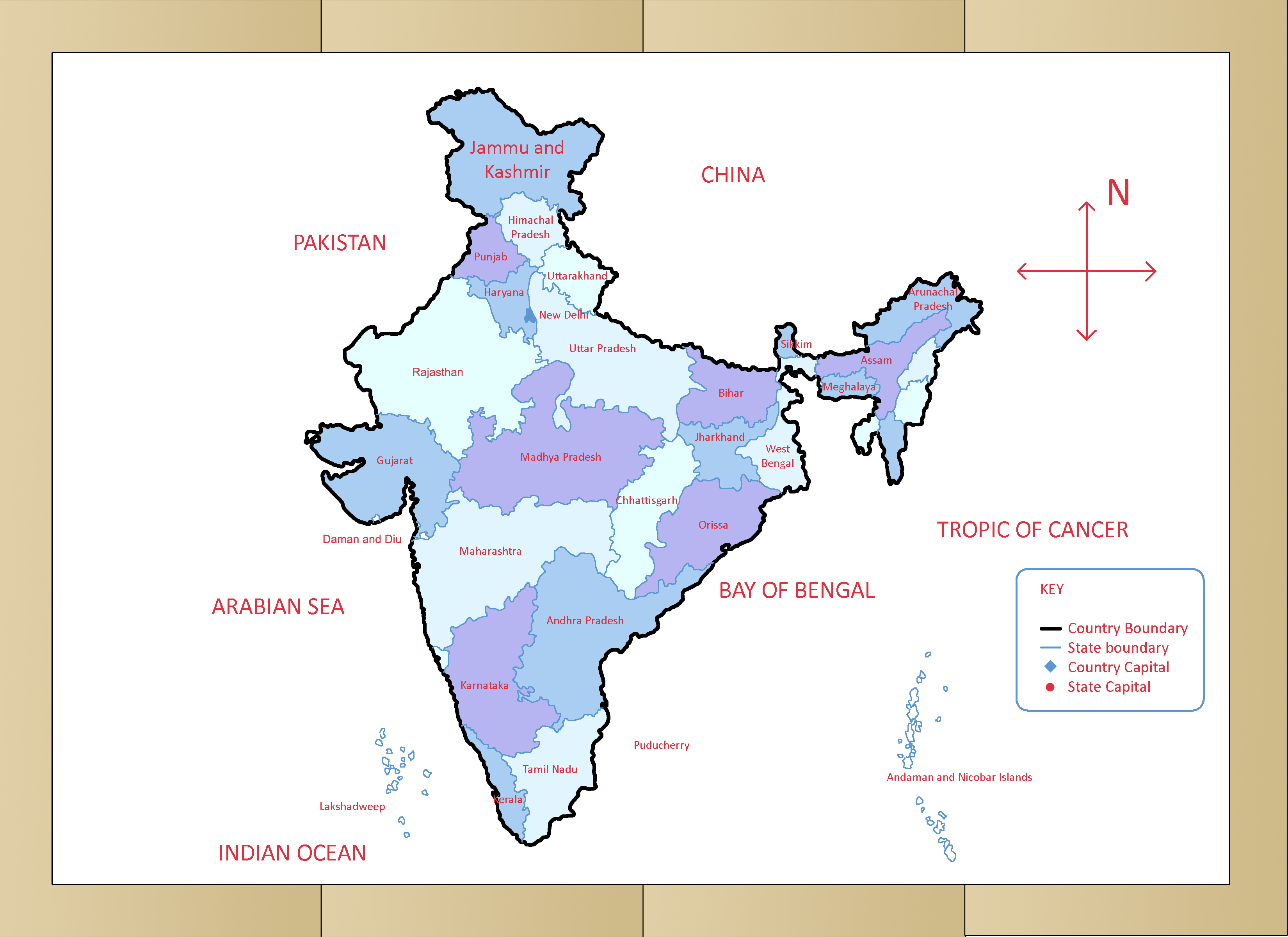 3300x2400 how to draw the map of india with pictures