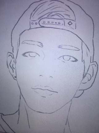 320x427 Btsv Drawings On Paigeeworld. Pictures Of Btsv