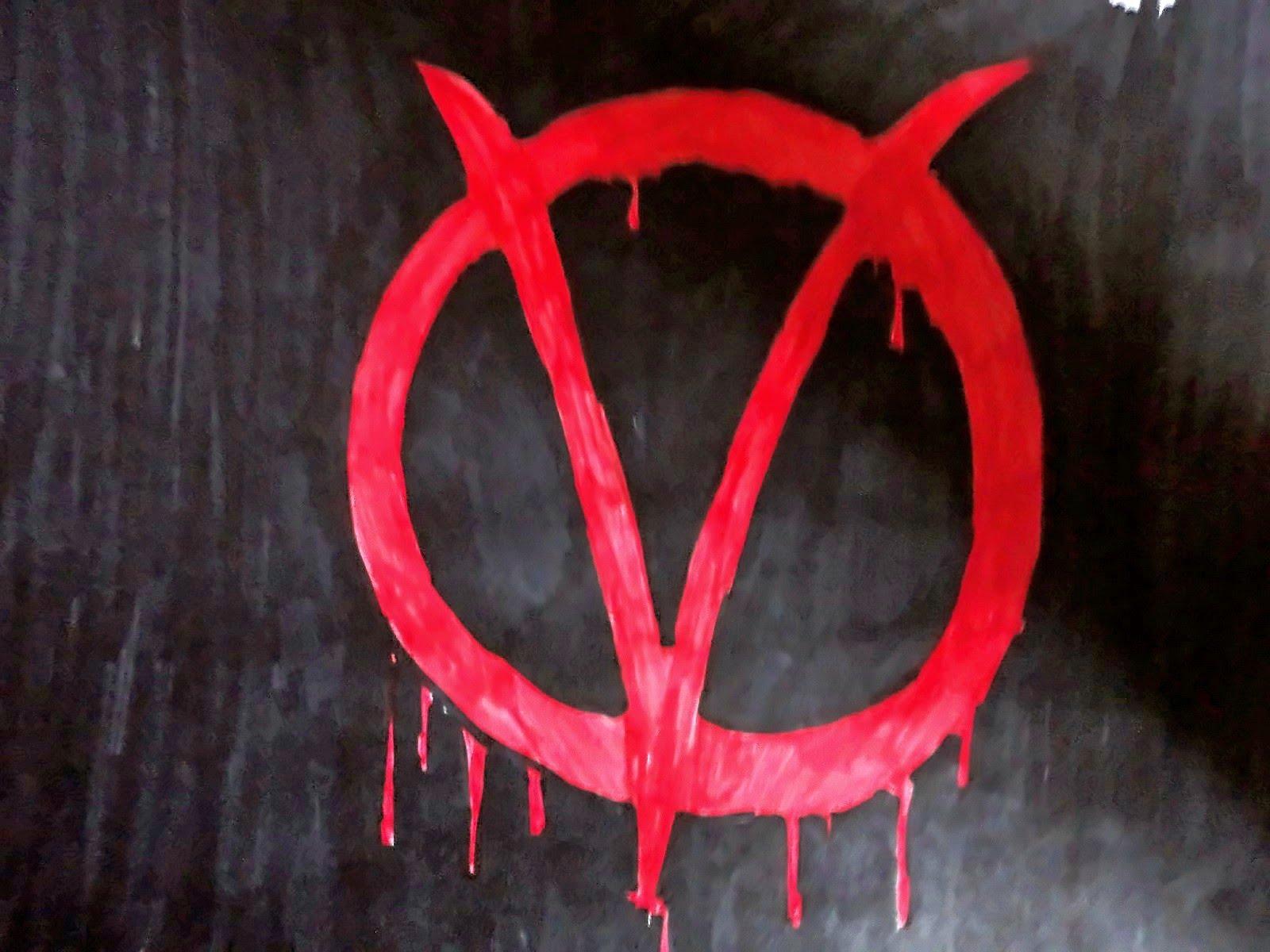 1600x1200 How To Draw V V For Vendetta (Ehedov Elnur)