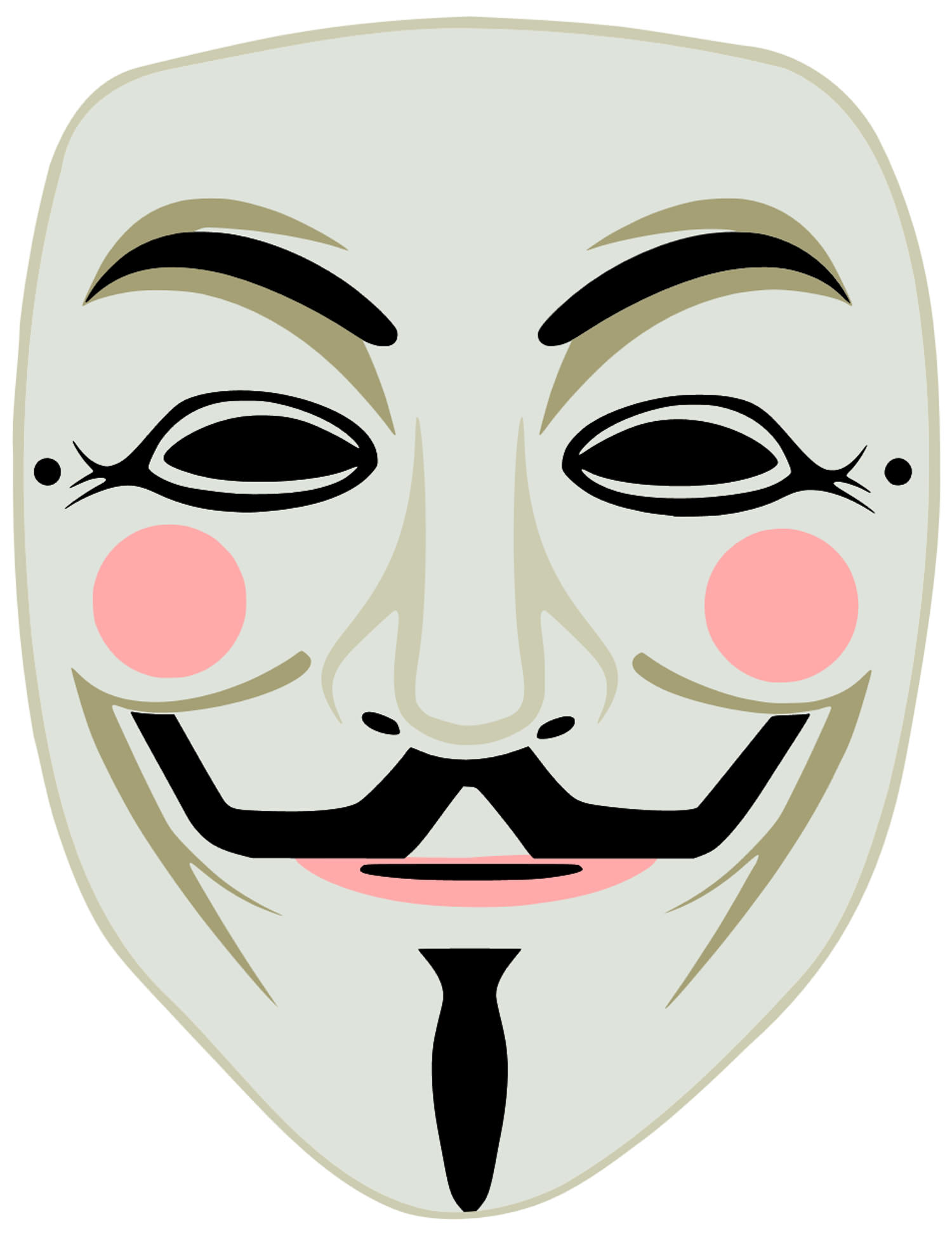 1500x1947 3 High Quality Printable Vendetta Guy Fawkes Mask Cut Out