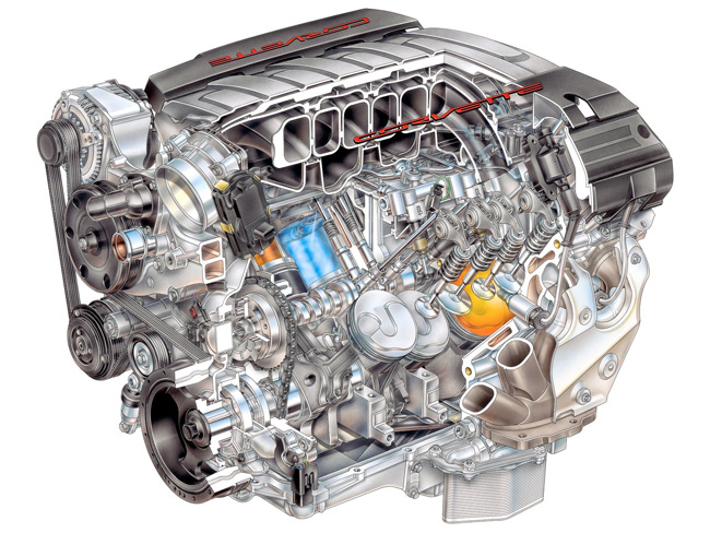 650x488 Why The V8 Engine Is Not Dying