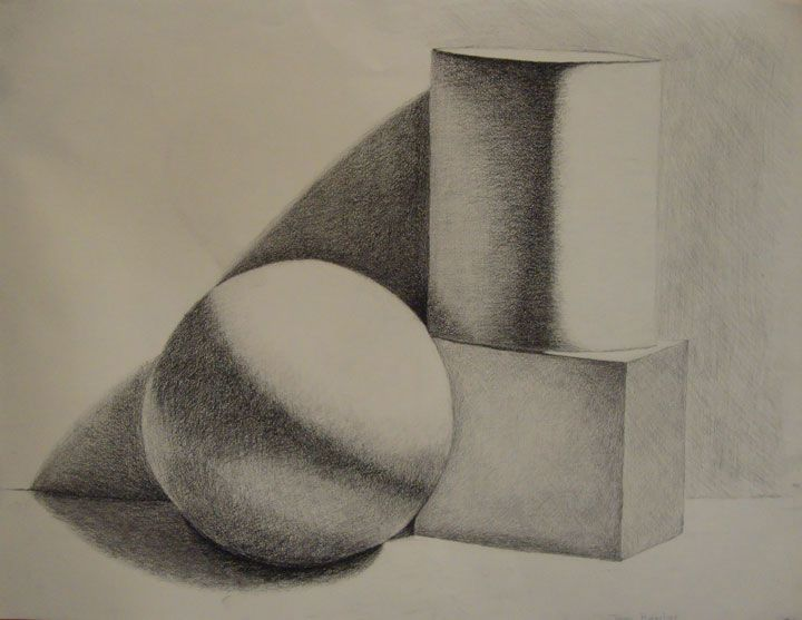 720x557 Charcoal Value Study Art Elements Texture Amp Value