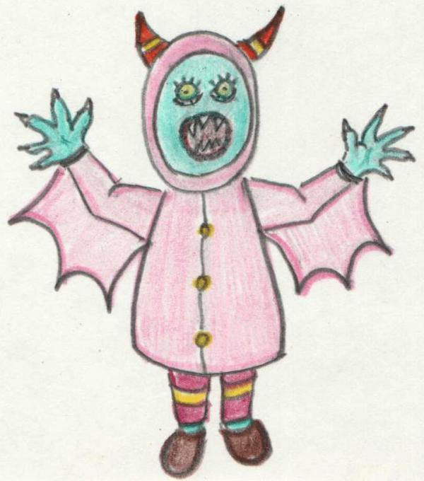 Vampire Drawing For Kids At Getdrawings Com Free For Personal Use