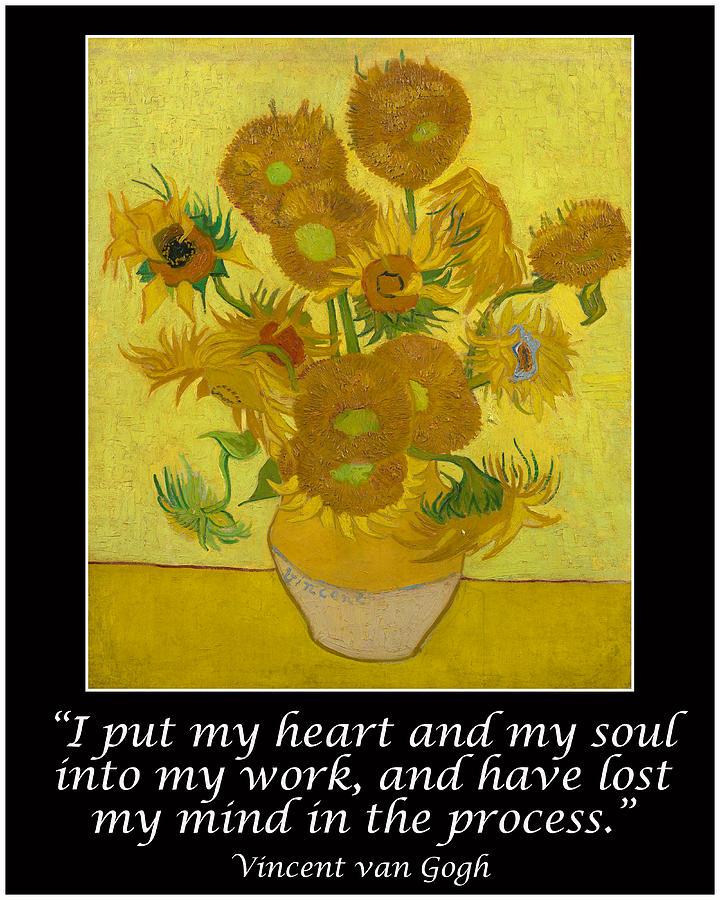 720x900 Van Gogh Motivational Quotes