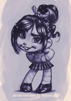 The Best Free Vanellope Drawing Images Download From 66 Free