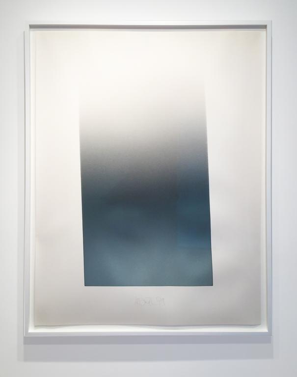 605x768 Larry Bell Untitled (Vapor Drawing) (1979) Artsy