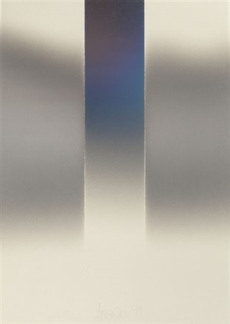 334x470 Vfgy 12 From Vapor Drawing Series By Larry Bell On Artnet