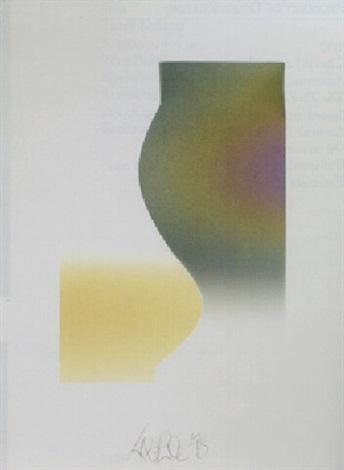344x470 Vapor Drawing By Larry Bell On Artnet