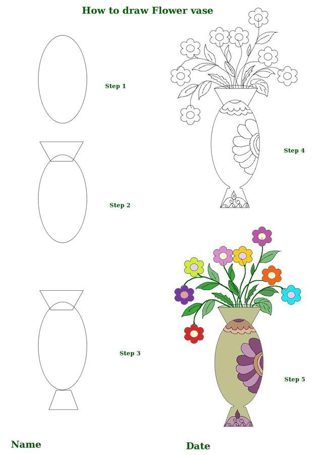 636x900 3435 231913 How Draw Flower