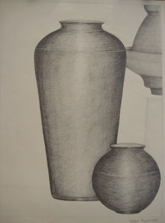 Vase Pencil Drawing At Getdrawings Free For Personal Use Vase