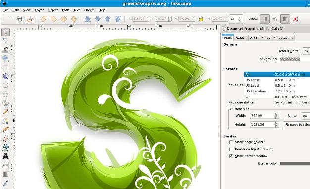 626x383 Inkscape Is A Free Open Source Vector Graphics Editor