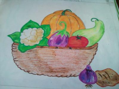 400x300 My Vegetable Basket