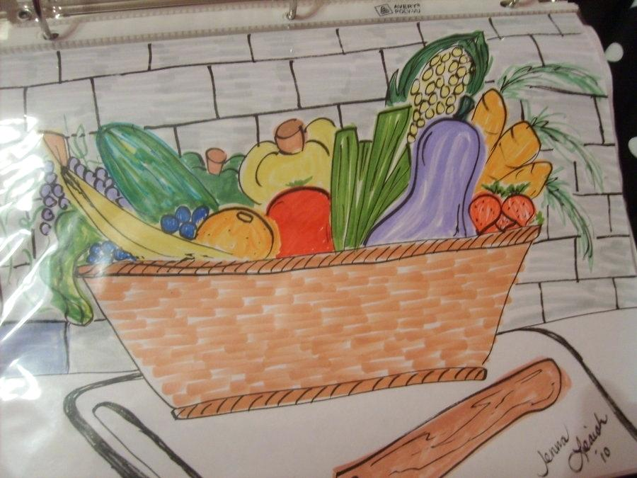 900x675 Fruits And Vegetables Baskets Family Basket Fruits And Vegetables