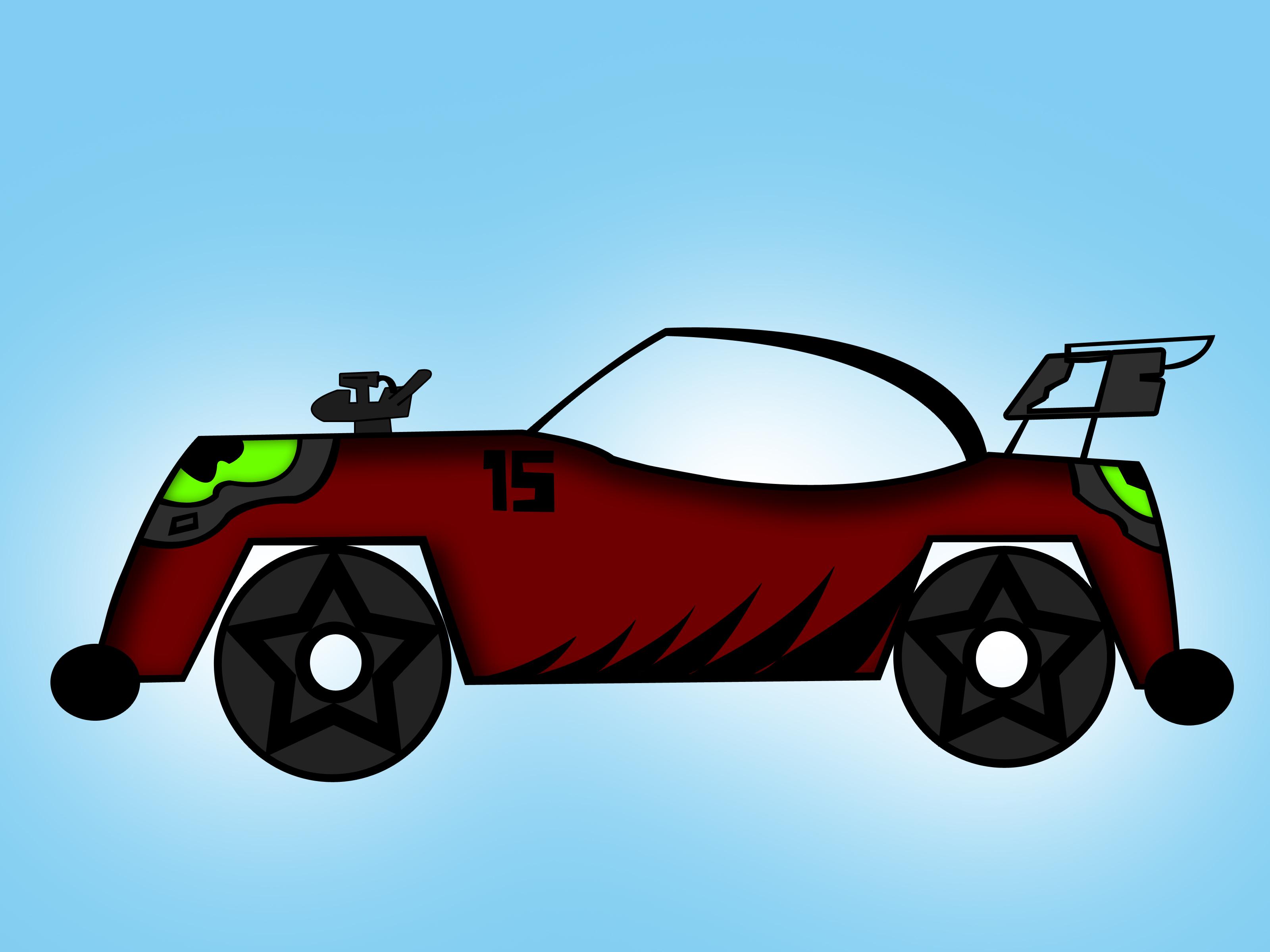 3200x2400 Drawing Vehicles