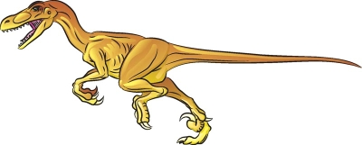 400x161 How To Draw Velociraptor In 6 Steps Howstuffworks