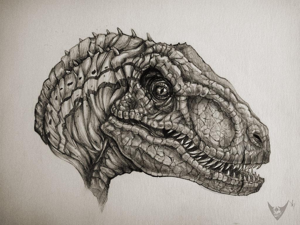 1024x768 Velociraptor. By Mattermorfer Velociraptoren (Saurier)