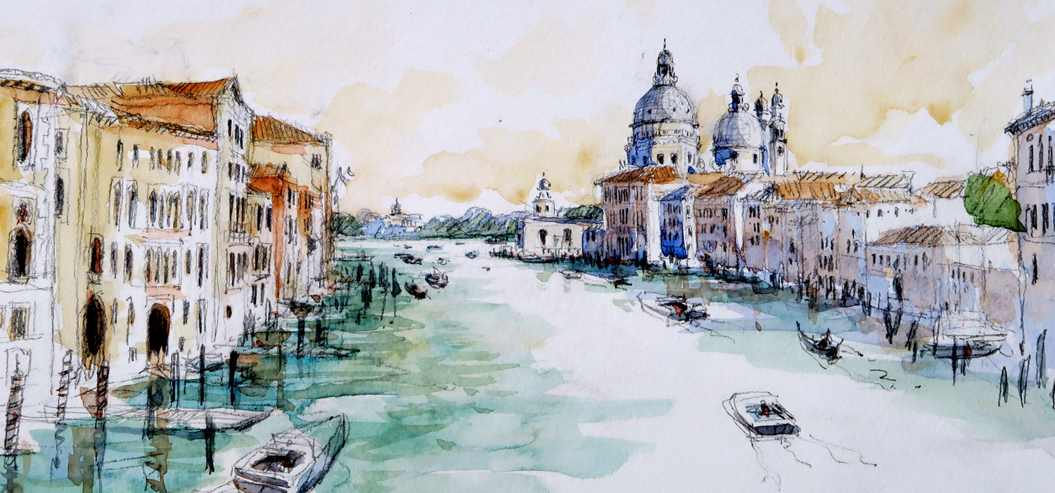 1500x702 Drawing Perspectives More Venice Views
