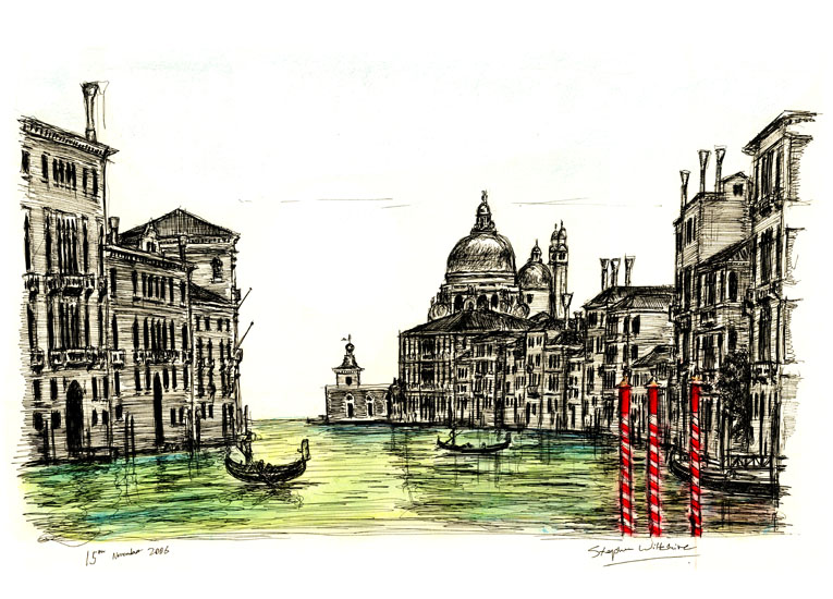 765x550 Stephen Wiltshire Drawing British Architectural Artist Who Is