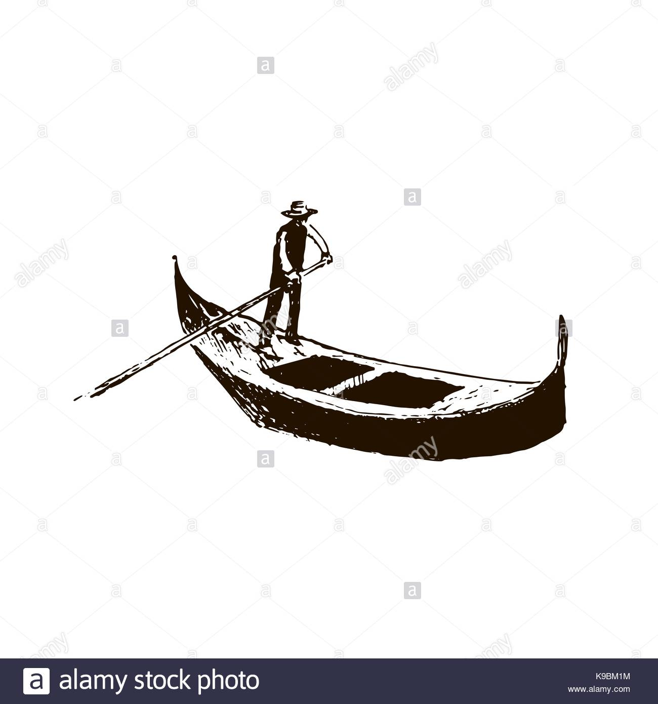 1300x1390 Gondola Cut Out Stock Images Amp Pictures