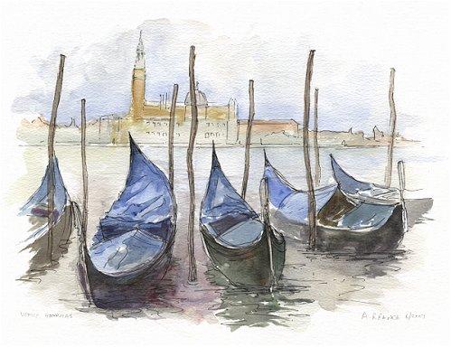 499x384 Venice Gondola Park