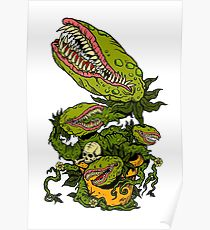 210x230 Venus Fly Trap Drawing Posters Redbubble
