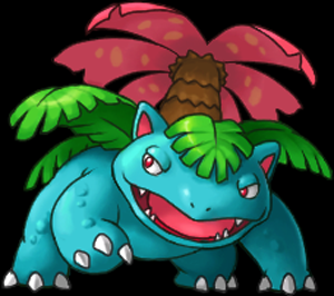 300x266 How To Draw Venusaur From Pokemon Step By Step Drawing Tutorial