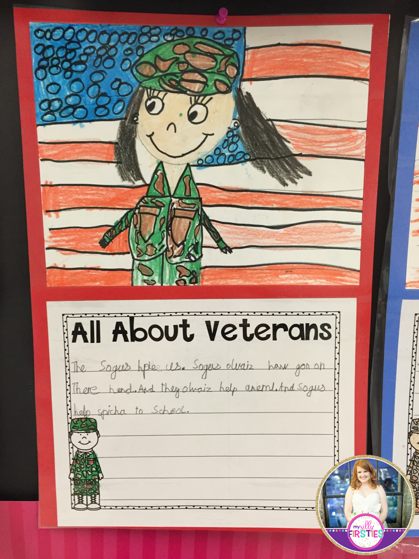 844x1125 Veterans Day Directed Drawing. I Love That This Activity Would
