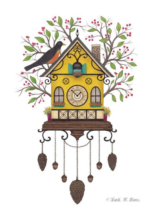 540x756 111 Best Cuckoo Clock Images On Cuckoo Clocks