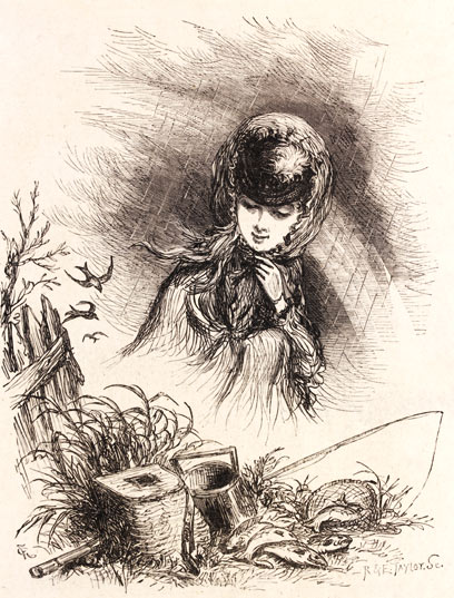 408x537 Victorian Sentimental Prints, Drawings Amp Watercolours