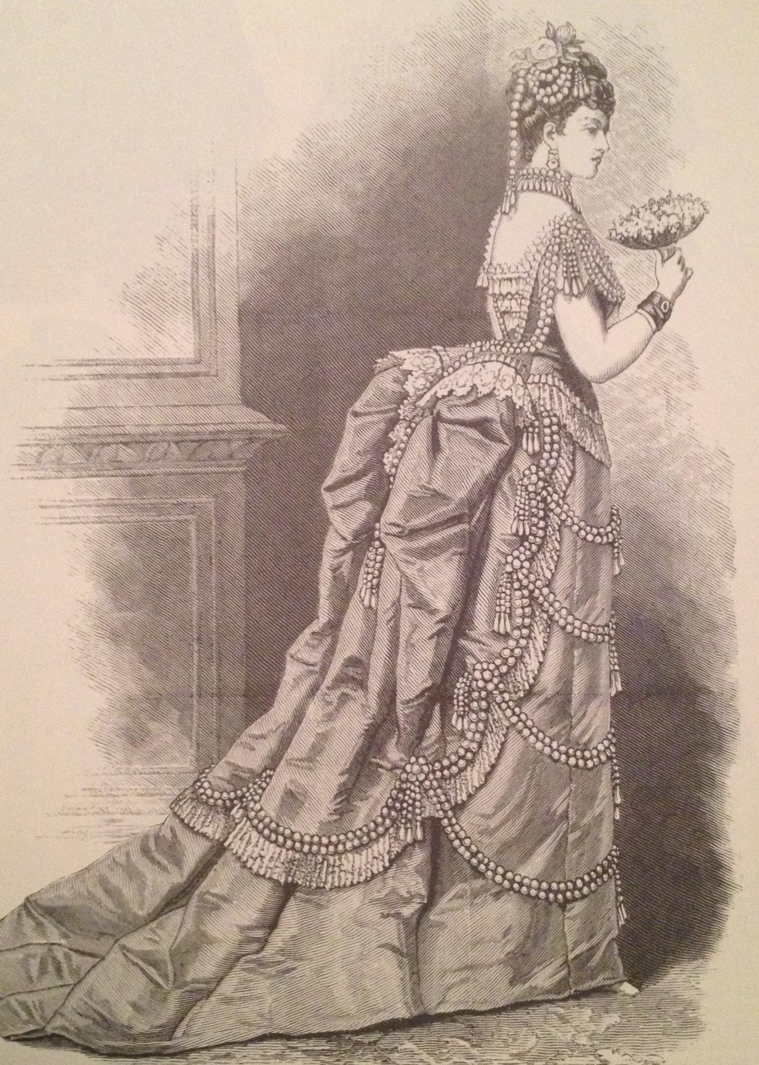 1534x2154 Victorian Fashion Sketches Moriah Densley